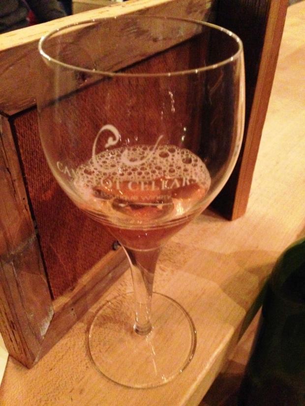 Sweet Strawberry Wine