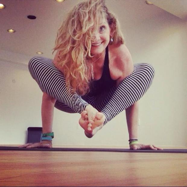 Sally, The Best Yoga Instructor!
